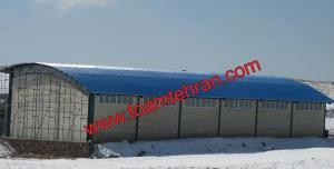شرکت فوم تهران-فروش انواع ساندویچ پانل سقفی و دیواری