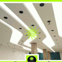 سقف کشسان گالکسی