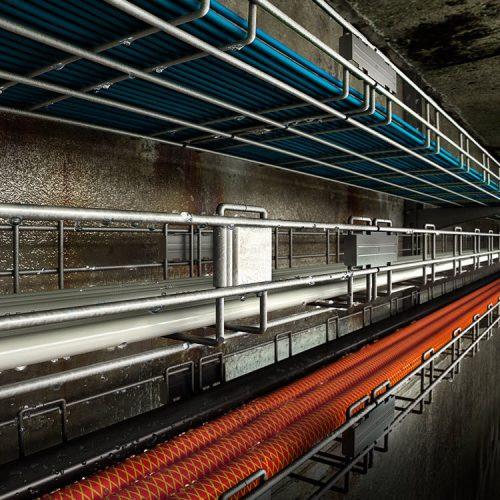 Tunel-tasisat